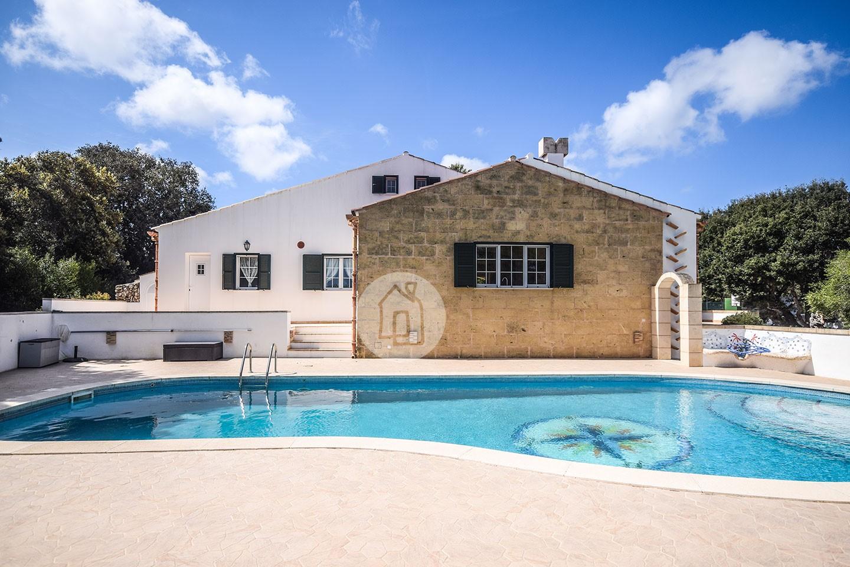 comprar casa en Menorca