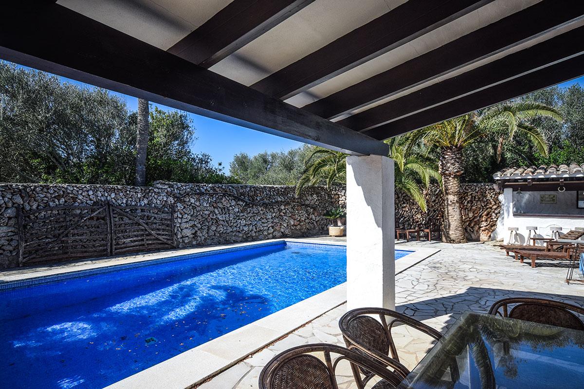Casa De Campo Mahon Terraza Immostyle Menorca